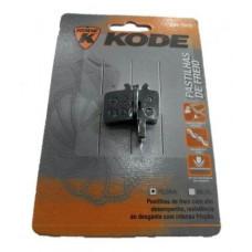 Pastilha de freio a disco Kode Resina padrão Sram