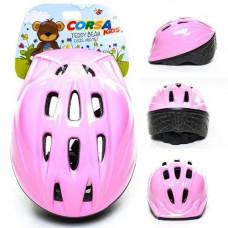 Capacete Corsa Kids - Rosa