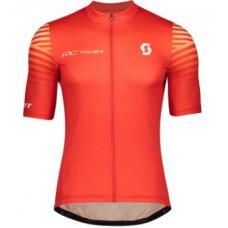 Camisa Scott Rc Team 10 Vermelha