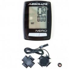 Ciclocomputador Absolute Nero 10 funções