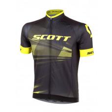 Camisa Scott RC Pro - Preto/Amarelo