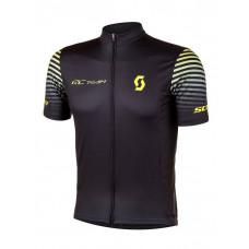 Camisa Scott RC Team 2020 - preto/amarelo